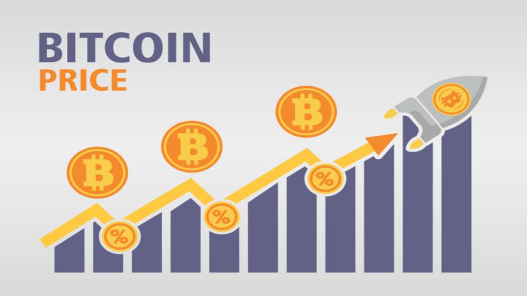 افزایش قیمت بیت کوین