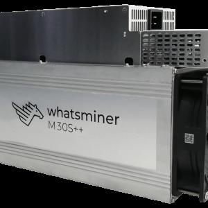 MicroBT Whatsminer M30s++ 112T